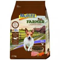 Trockenfutter MultiFit Farmer Mini Adult