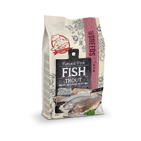 Trockenfutter Natural Fresh Meat Adult All Breeds (S/M/L) Trout