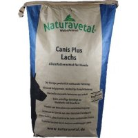 Trockenfutter Naturavetal Canis Plus Lachs