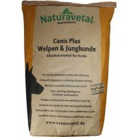 Trockenfutter Naturavetal Canis Plus Welpen & Junghunde
