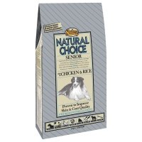 Trockenfutter NUTRO Natural Choice Senior Chicken