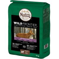 Trockenfutter NUTRO Wild Frontier Adult Wild und Rind