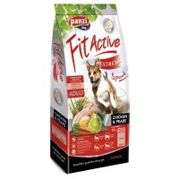 Trockenfutter Panzi FitActive Extrem Sport Adult Chicken + Pears