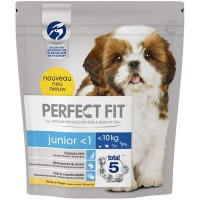 Trockenfutter Perfect Fit Junior Small Dogs (<10 kg)