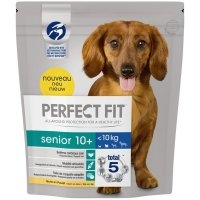 Trockenfutter Perfect Fit Senior Small Dogs (<10 kg)