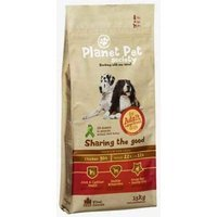 Trockenfutter Planet Pet Society Chicken & Rice for Large Dogs