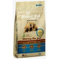 Trockenfutter Planet Pet Society Chicken & Rice fpr Puppies