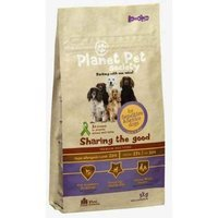 Trockenfutter Planet Pet Society Lamb & Rice for Sensitive and Senior Dogs