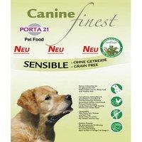 Trockenfutter Porta 21 Canine Finest Sensible Grain Free