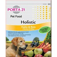 Trockenfutter Porta 21 Holistic Adult Huhn & Reis
