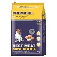 Trockenfutter Premiere Best Meat Mini Huhn