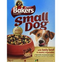 Trockenfutter Purina Bakers Complete small Dog