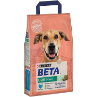 Trockenfutter Purina Beta Adult Light