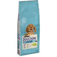 Trockenfutter Purina Dog Chow Puppy Lamb
