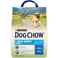 Trockenfutter Purina Dog Chow Puppy Large Breed Turkey