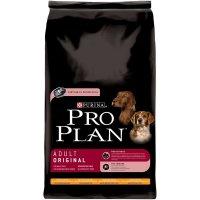 Trockenfutter Purina Pro Plan Adult Original Huhn & Reis