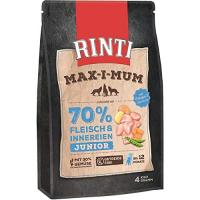 Trockenfutter RINTI Max-i-Mum Junior Huhn