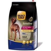 Trockenfutter Select Gold Sensitive Adult Maxi Pferd & Tapioka