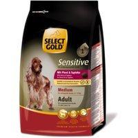 Trockenfutter Select Gold Sensitive Adult Medium Pferd & Tapioka