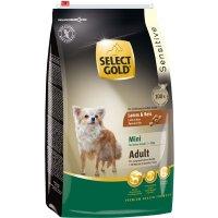 Trockenfutter Select Gold Sensitive Adult Mini Lamm & Reis