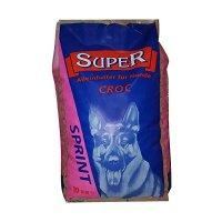 Trockenfutter Super Sprint Super Alleinfutter für Hunde Croc