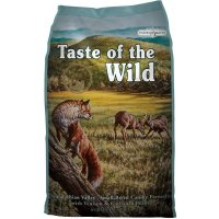 Trockenfutter Taste of the Wild Small Breed Appalachian Valley