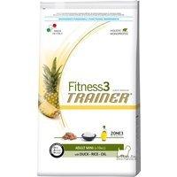 Trockenfutter Trainer Fitness 3 Adult Mini Duck & Rice