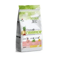 Trockenfutter Trainer Fitness 3 Adult Mini Pork & Rice