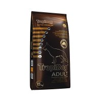 Trockenfutter TropiDog Super Premium Adult Medium & Large Breeds Rich in Lamb with Rice