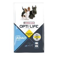 Trockenfutter Versele-Laga Opti Life Adult Light Mini