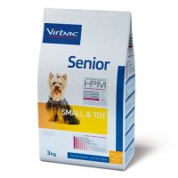 Trockenfutter Virbac Veterinary HPM Adult Small & Toy - Neutered