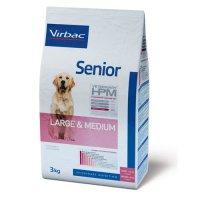 Trockenfutter Virbac Veterinary HPM Large & Medium - Senior Dog