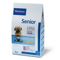 Trockenfutter Virbac Veterinary HPM Senior Small & Toy - Neutered