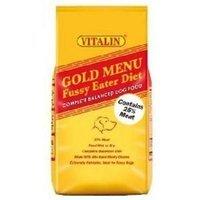 Trockenfutter Vitalin Gold Menü