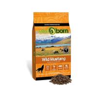 Trockenfutter Wildborn Wild Mustang mit Pferd und Süsskartoffel