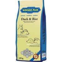 Trockenfutter Winner Plus Duck & Rice