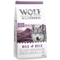 Trockenfutter Wolf of Wilderness Wild Hills - Ente