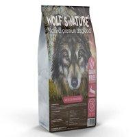 Trockenfutter Wolfs Nature Wildes Kaninchen