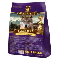 Trockenfutter Wolfsblut Black Bird Small Breed