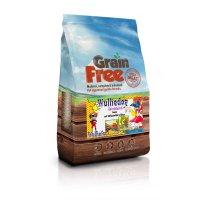 Trockenfutter Wulliedog Grainfree - Lamm, Süßkartoffel & Minze